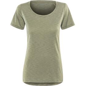 Schöffel Verviers2 t-shirt Dames olijf